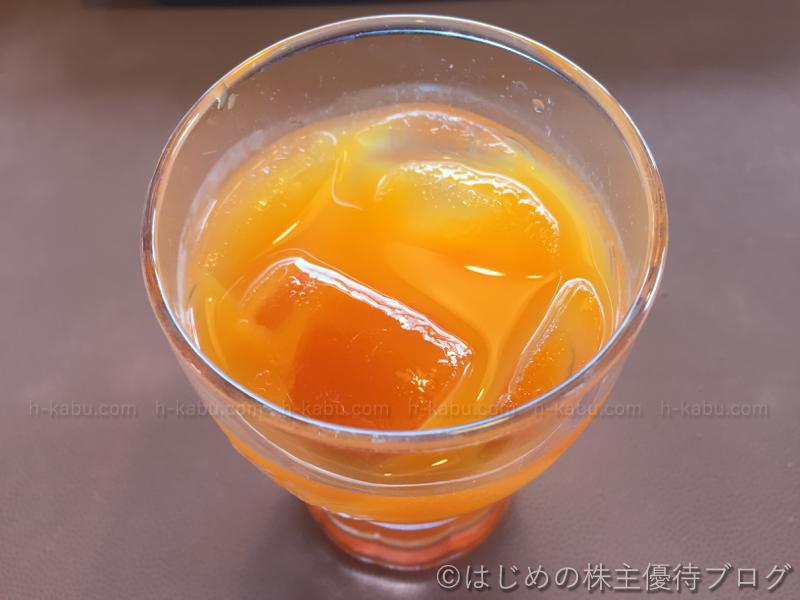 ステーキガストドリンクバー野菜ジュース