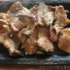 ステーキガストカットステーキ食べ放題320g