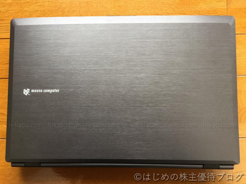 マウスコンピューターMB-W800B外観