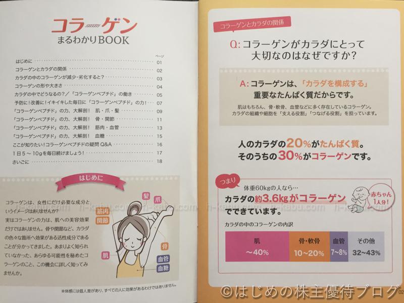 新田ゼラチン株主優待コラーゲンが大切な理由